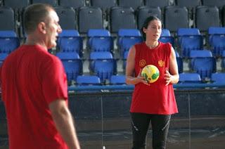 Bojana Popovic vuelve a handball en Río 2016
