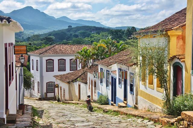Trechos da Estrada Real: Tiradentes