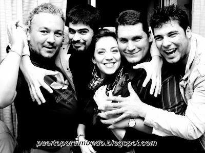 Mayo 2013: juntada de los integrantes de AEB en Córdoba, Argentina.