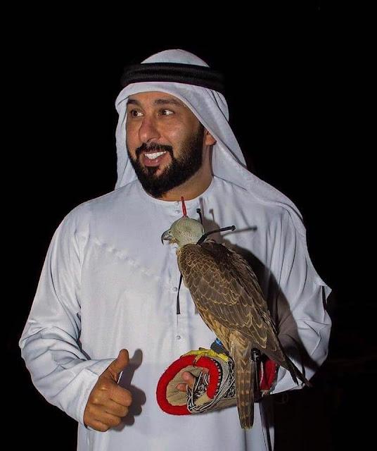 """""""د.هاني الغص """"عام 2018 عام غالي غلينا """" عام زايد"""" ..وتعلمت منه الكثير"""