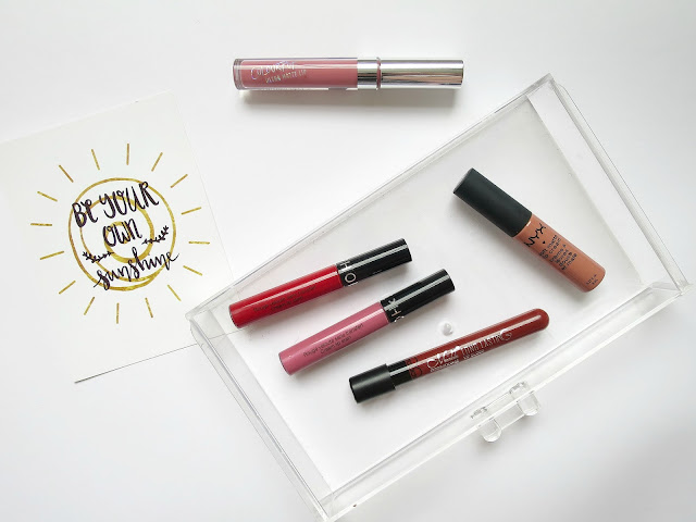 Liquid Lipstick Collection Colour Pop Sephora Born Pretty NYX
