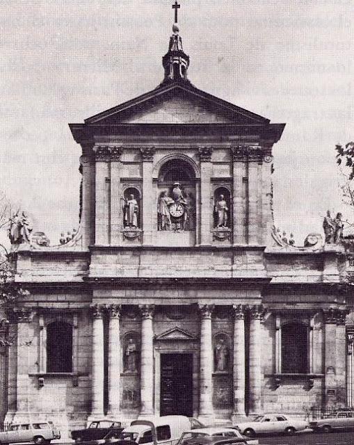 Sorbonne Church - Jacques Lemercier/Paris, France
