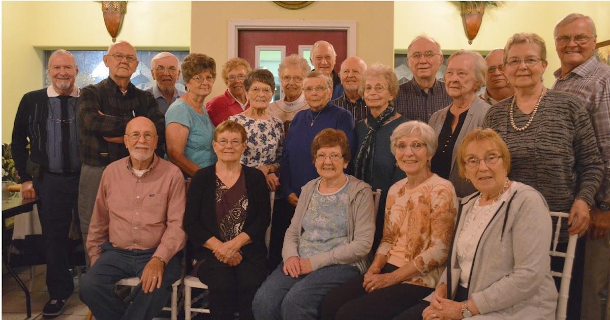 MMHS1957: Class Reunion Group Photo
