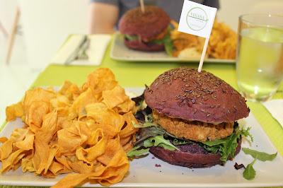 Vegana Burgers Lisbon
