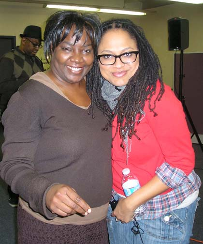 Le Anne Lindsay and Ava DuVernay