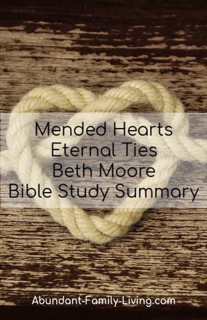 Mended Hearts – Eternal Ties