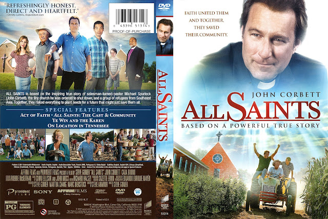 All Saints DVD Cover