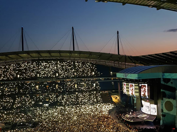 Ed Sheeran: The Divide World Tour