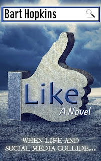 bart hopkins, social media book, like, like book