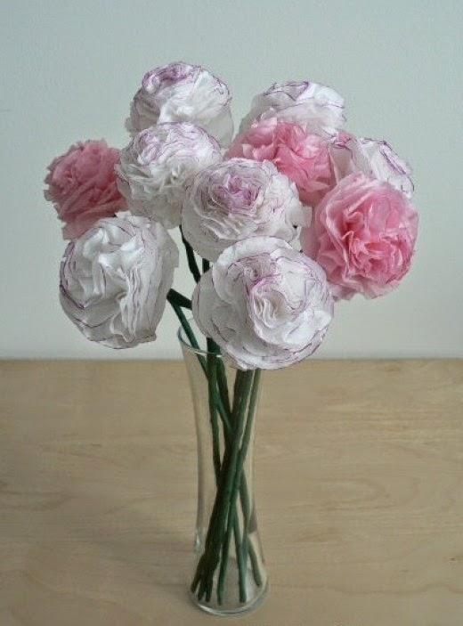 Parttis Haz Tu Misma Hermosas Flores De Papel