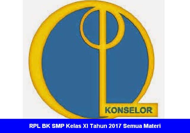 RPL BK SMP Kelas XI Tahun 2017 Semua Materi