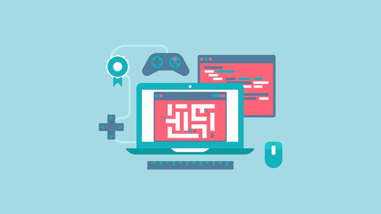 Games and Simulations: The Scratch Masterclass - Udemy Course