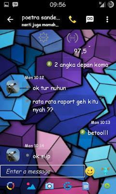 BBM MOD ZENY CUBE 2.9.0.45 APK