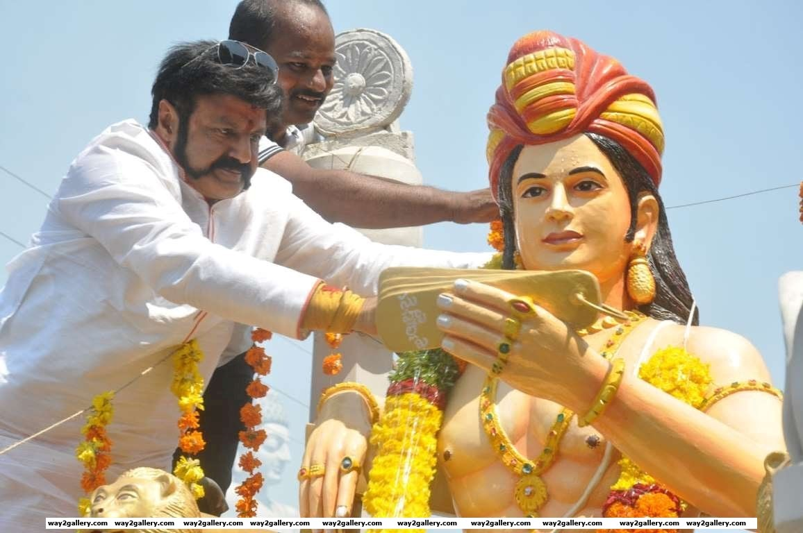 Nandamuri Balakrishna recently announced the launch of his th movie Gautamiputra Satakarni