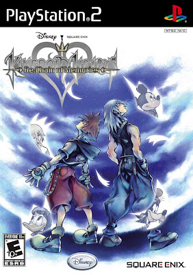 Kingdom Hearts: Chain of Memories (PS2) 2004