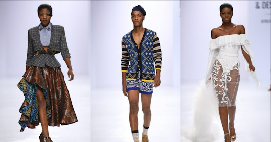 LAGOS FASHION AND DESIGN WEEK 2017 FAVES || MY TOP DESIGNER PICKS FROM DAY 4 RUNWAY SHOW