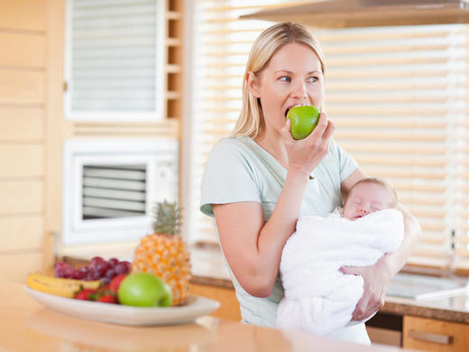 Kebutuhan Nutrisi Ibu Pasca Melahirkan