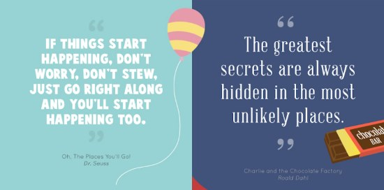 Teacher Resource Room: 20 Inspirational Quotes from ...