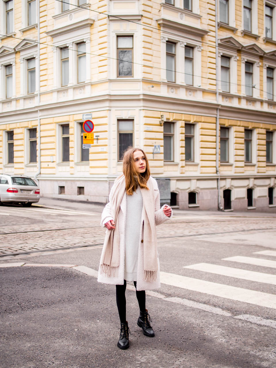 Scandinavian winter streetstyle, Helsinki, Finland - Muotibloggaaja Helsinki