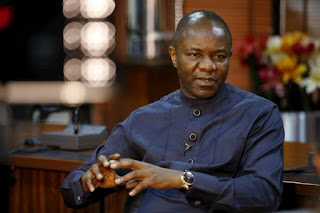 Petroleum Minister, Dr. Ibe Kachikwu
