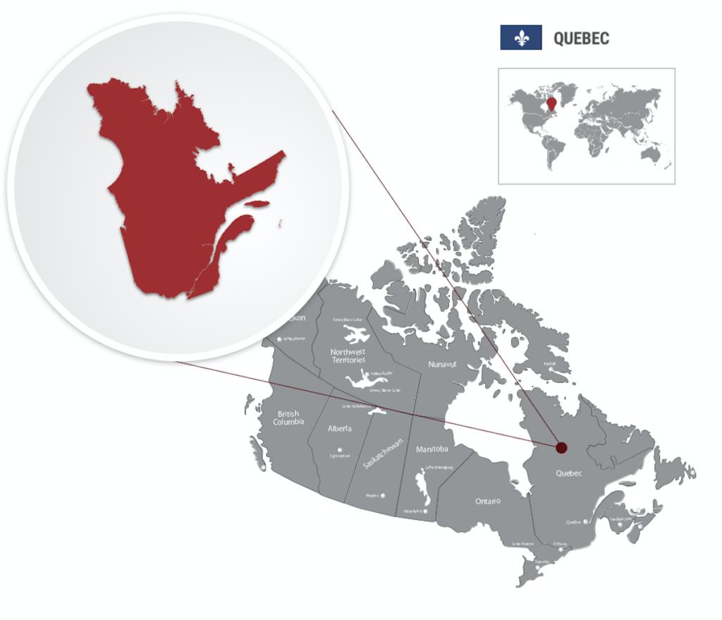 Thành phố Québec - Thành phố cổ xưa nhất Canada