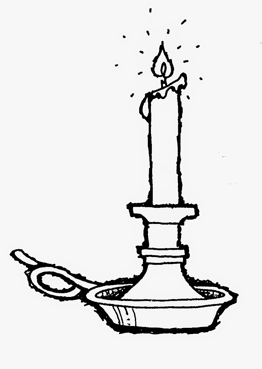 Stunning Cliparts Candle March Clipart