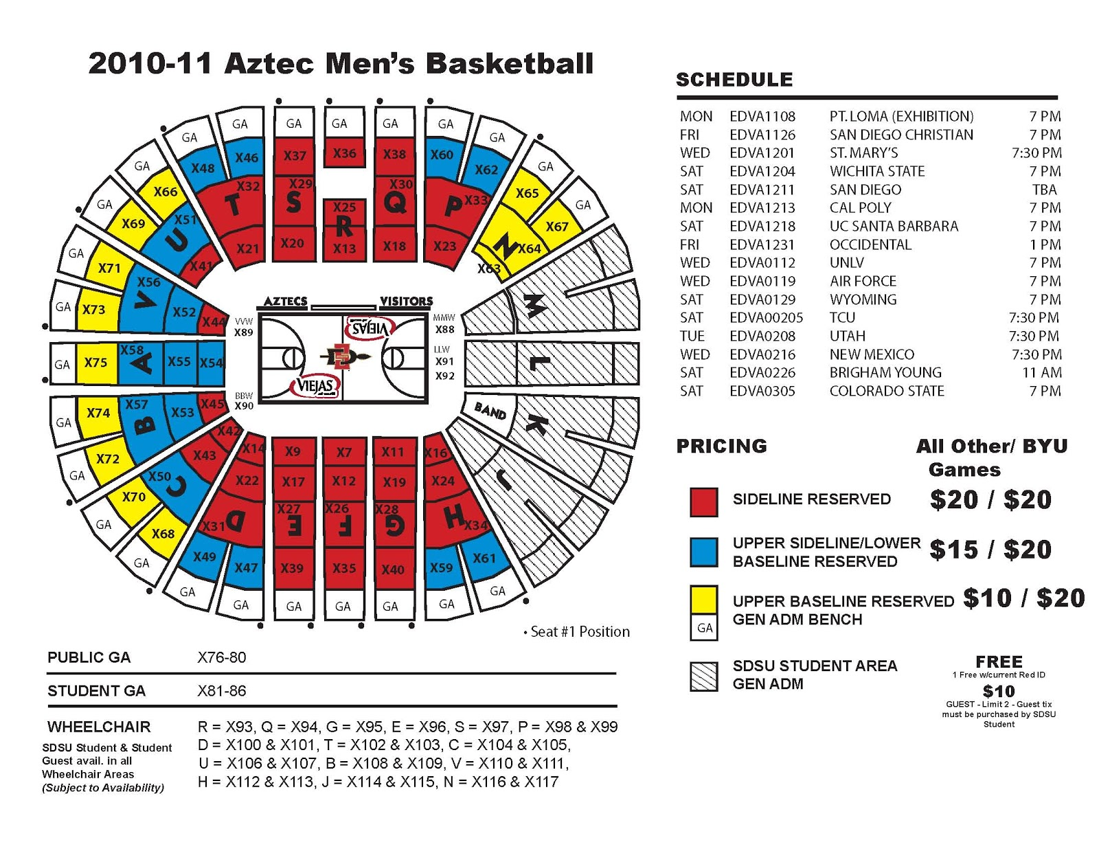 Thomas Mack Center Seating Chart Rebel Reign The Source For Unlv Basketball Tickets Please Jpg 1600x1236