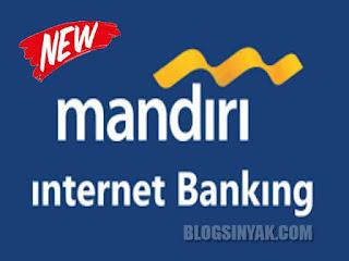 Mandiri Internet Banking | Blogsinyak