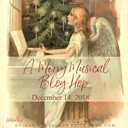 A Merry Musical Christmas Blog Hop