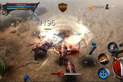 Blood Warrior Offline MOD APK ringan v1.5.5