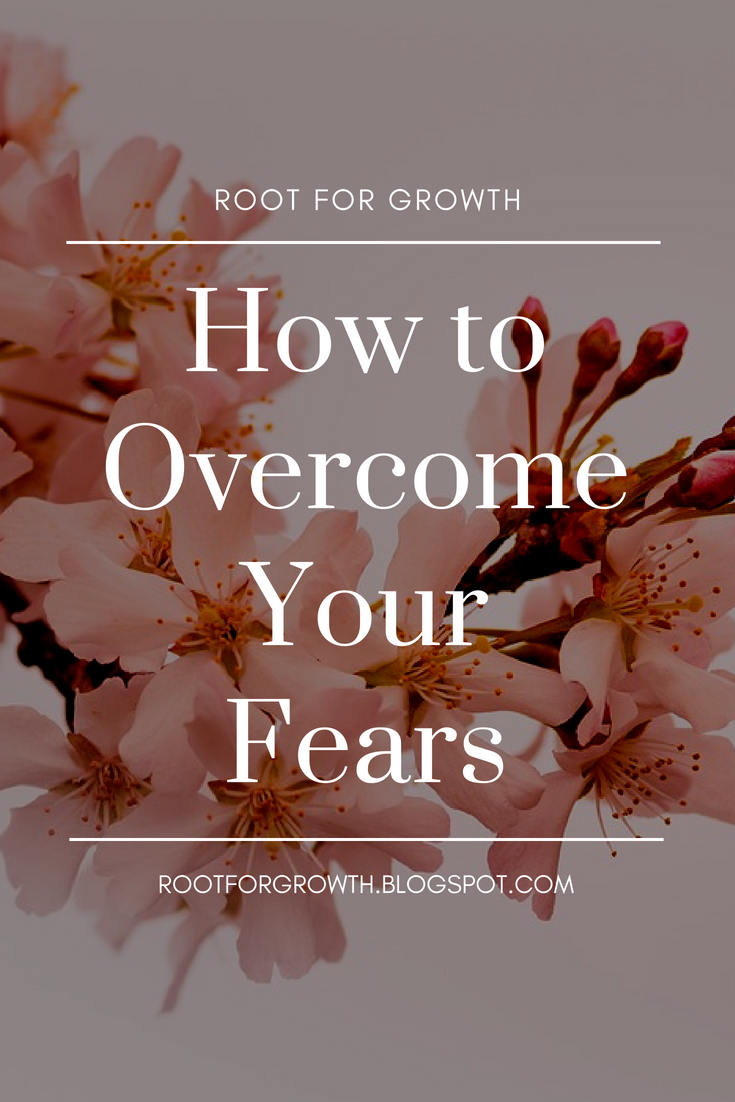 How to Overcome Your Fears using positive thinking and optimism.