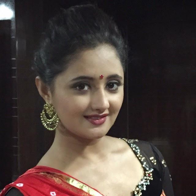 makeup , hair , for rashmi desai , comedy nights , insta makeup , makeup and hair , @rashmidesai