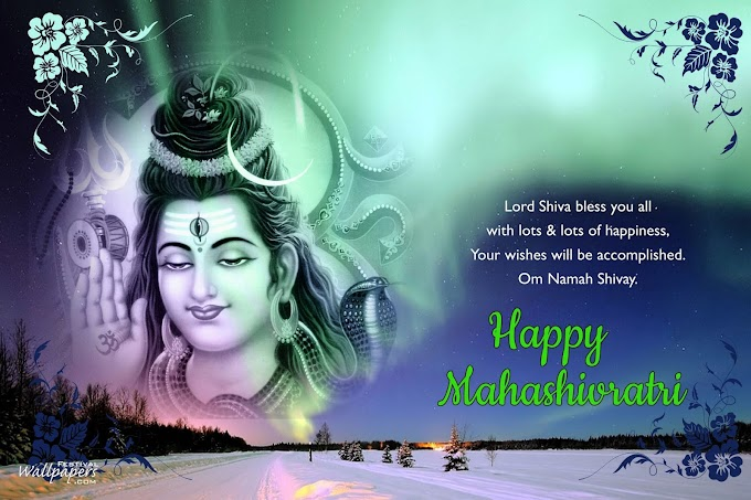 16 Mahashivratri Special Wallpapers and Images HD Resolution in English