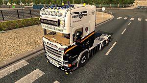 Scania R730 RAMMSTEIN truck (1.22)