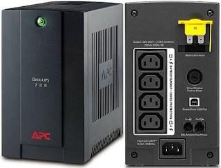 UPS - Macam-Macam Perangkat Keras Komputer dan Penjelasannya