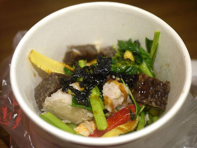 P1250724 - Veges M 饗蔬職人,素食滷味乾吃外帶,菜不會爛又好吃(已歇業)