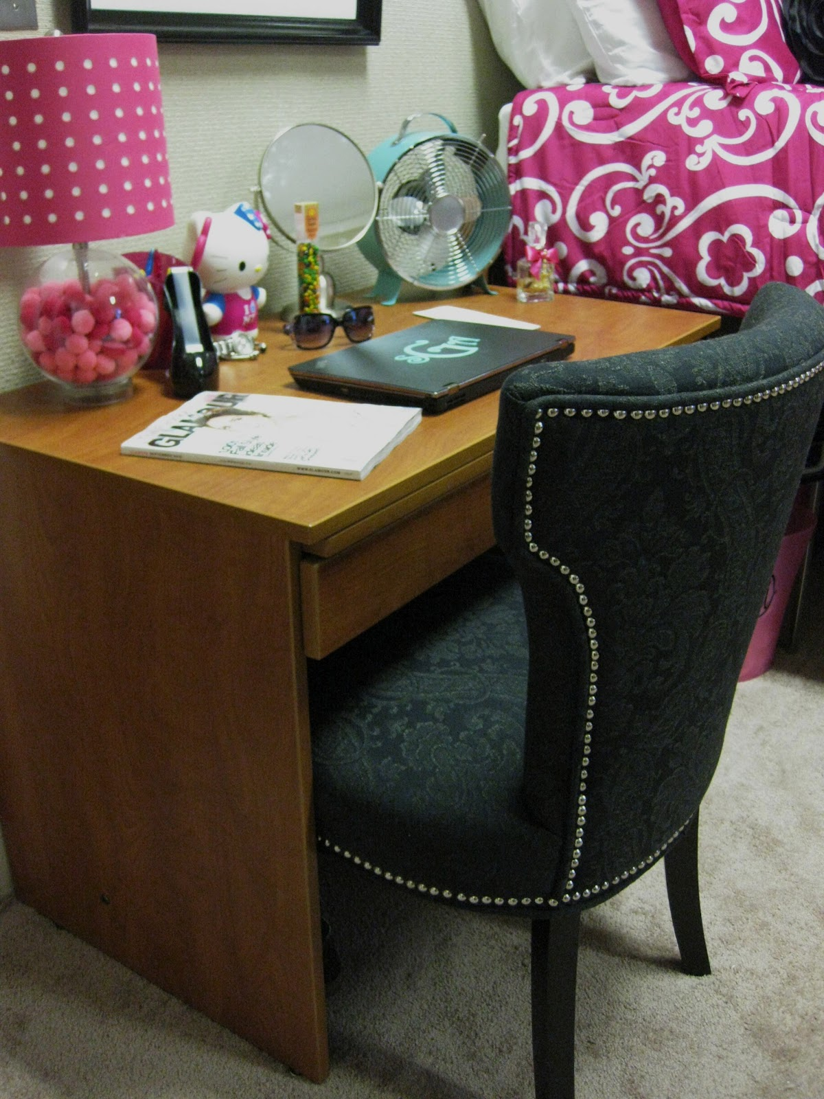 Cynthia Rowley Chairs At Marshalls Swing Chair Pics Ramblings Of A Southern Girl Girlie Dorm Decorating