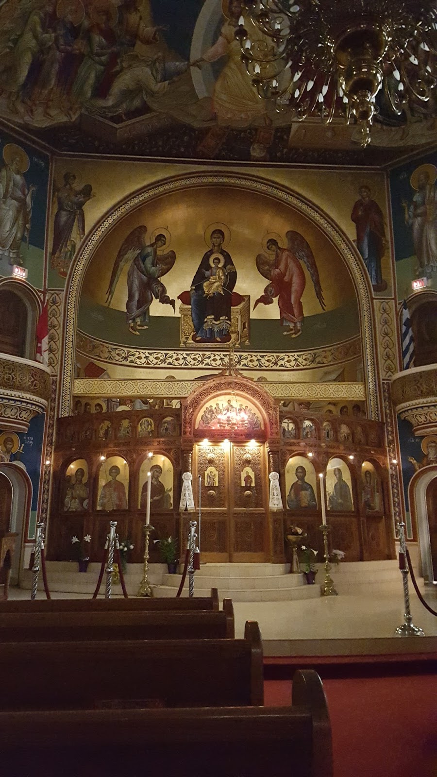 londinoupolis: St George's Greek Orthodox Church, Toronto