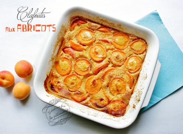 gateau abricot