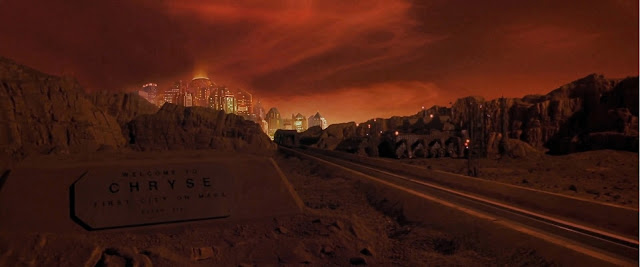 Human colony - Image from Ghosts of Mars movie