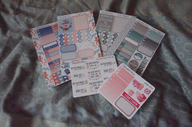 Etsy Planner Stickers Erin Conden