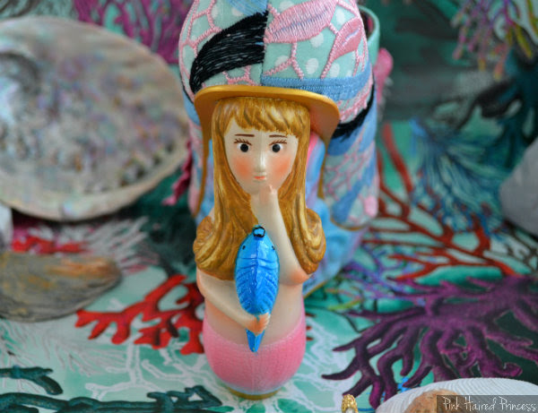 irregular choice mermaid heel