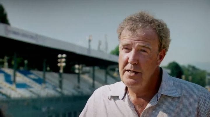 Screen Shot Of Top Gear The Perfect Road Trip (2013) English Movie 300MB Short Size PC Movie