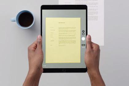 Bingung Ngga Punya Scanner, Begini cara Scan Dokumen Modal HP