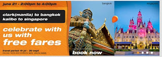 tiger airways free seats