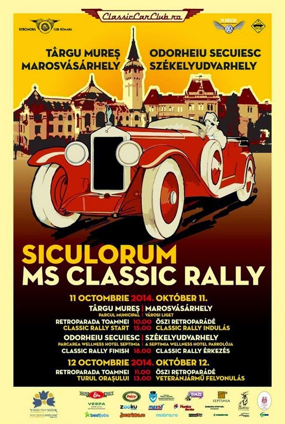 MS Classic Rally