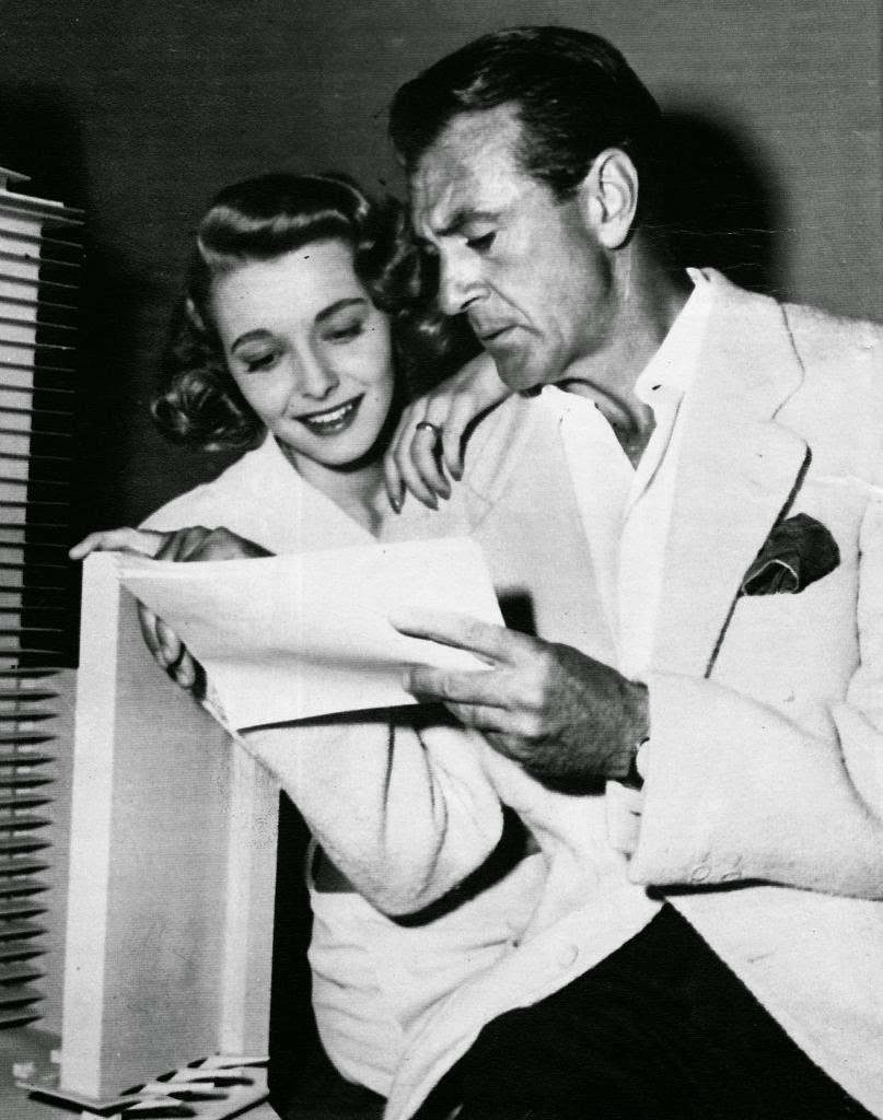Image result for gary cooper and patricia neal