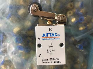 Con tắc cơ khí Airtac s3r-06