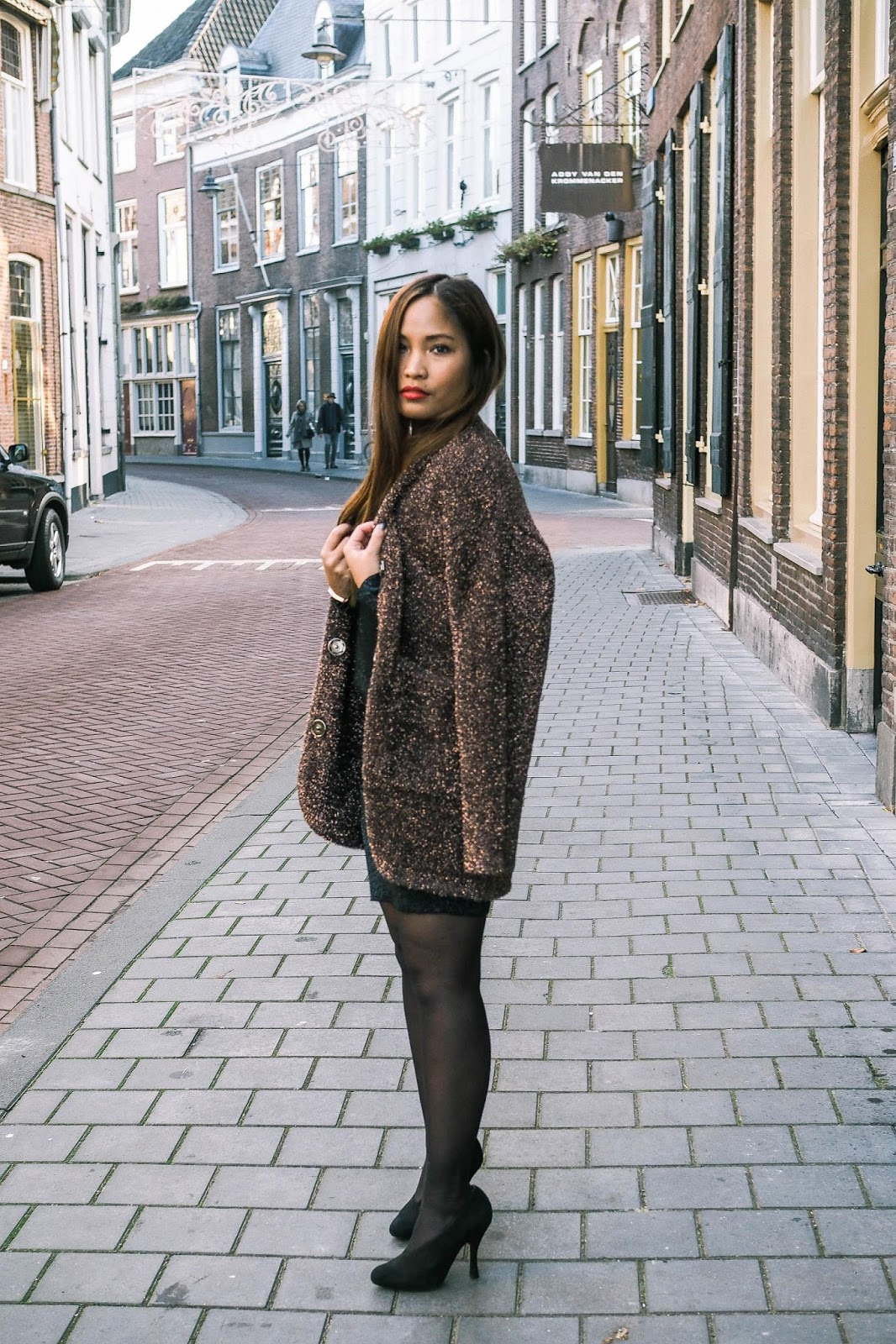 84dfd748f Winter style sandraespina.com - Fashionmylegs   The tights and ...