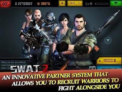 Swat 2 Mod Apk game
